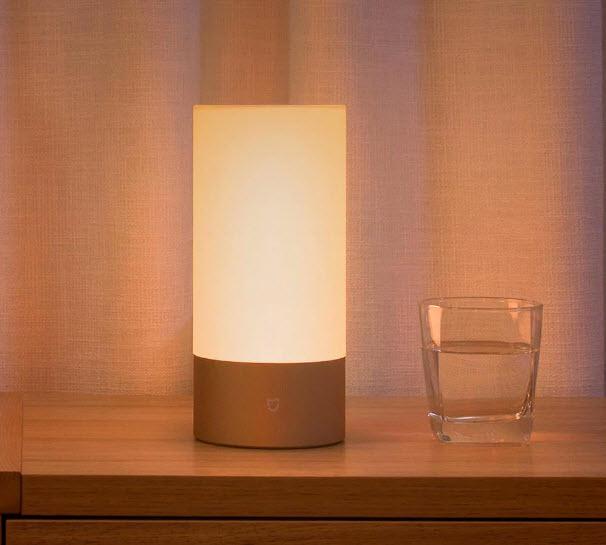 Xiaomi Bedside Lamp — умный светильник с Bluetooth 4.2 LE и Wi-Fi