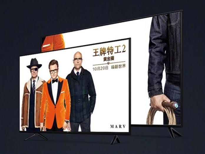 Xiaomi представила 4K смарт-телевизор MiTV 4C