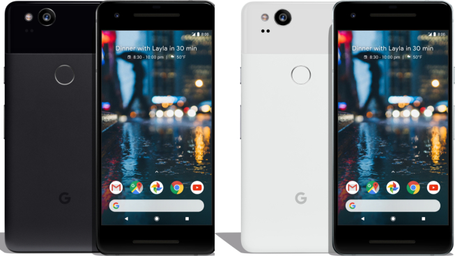 Практический тест Google Pixel 2 и Pixel 2 XL