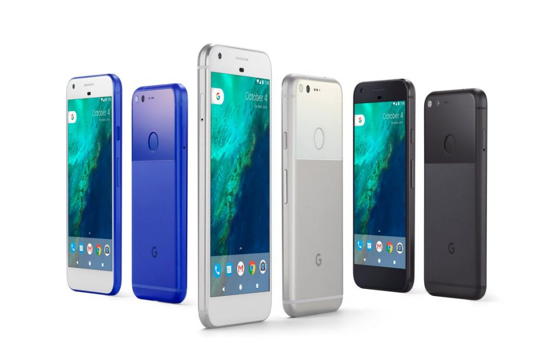 Google Pixel 2 (XL) в сравнении с Galaxy S8 (Plus)