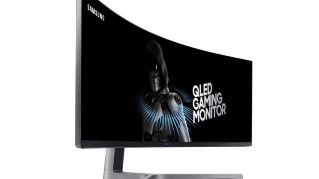 Тест и обзор монитора Samsung C49HG90DMU