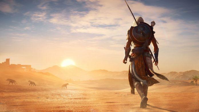 Assassin's Creed Origins получила высокие оценки критиков