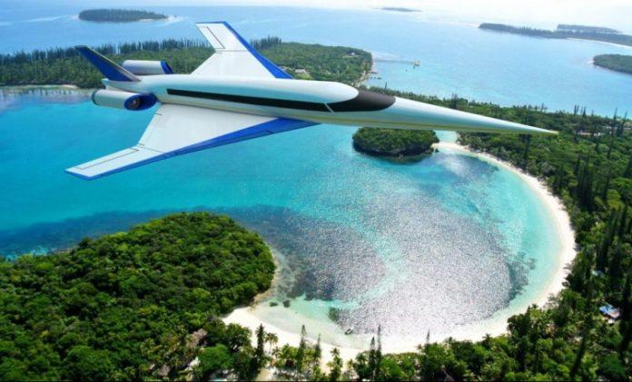 Беспилотный перелет на скорости 1920 км/ч: состоялся первый тестовый полет S-512 Quiet Supersonic Jet