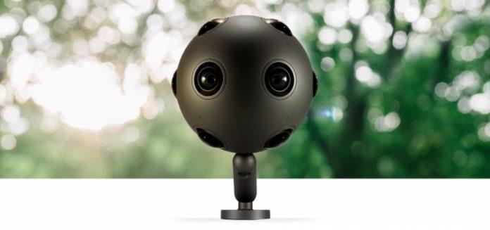 Nokia больше не будет выпускать VR-камеры