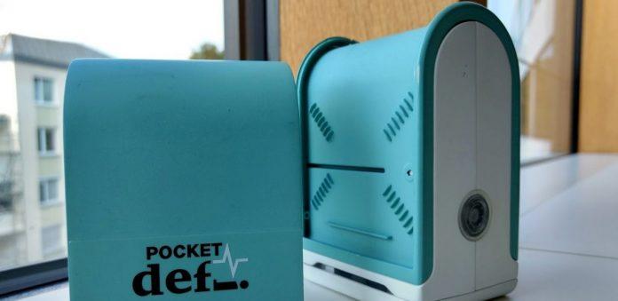 Дефибриллятор PocketDefi: спаситель из сумочки