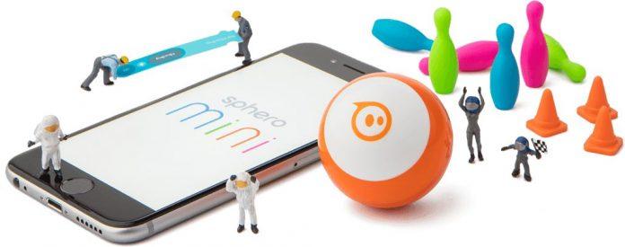 Представлен умный робот-мячик Sphero Mini