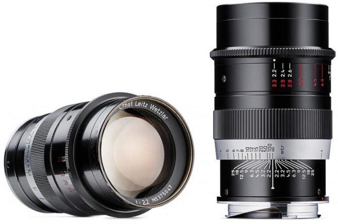 Объектив по цене LADA Granta: Leica представила модель Thambar-M 90mm f/2.2