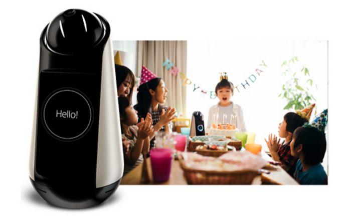 Домашний робот Sony Xperia Hello умеет следить за своим хозяином