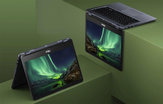 Ноутбук-трансформер ASUS VivoBook Flip 14 поступил в продажу