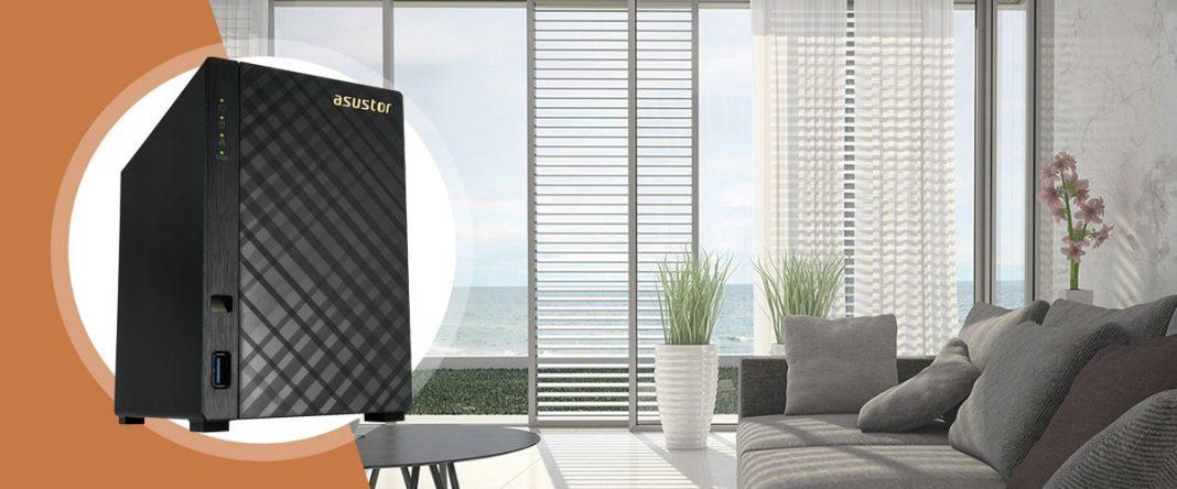 ASUSTor 3202T – NAS с функциями медиаприставки