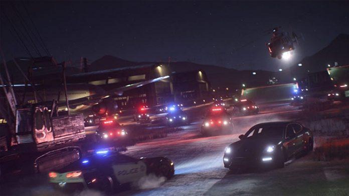 EA выложила эффектный трейлер Need for Speed Payback