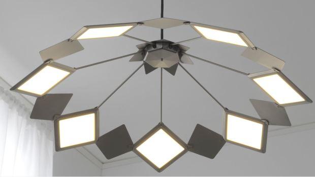 Роскошь к нам приходит: OLED-светильники от IKEA