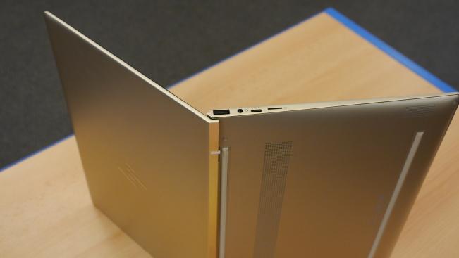 Тест и обзор ноутбука HP Envy 13-ad002ng