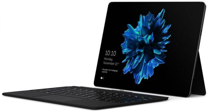Гибридный планшет Eve V значительно подешевел перед началом продаж