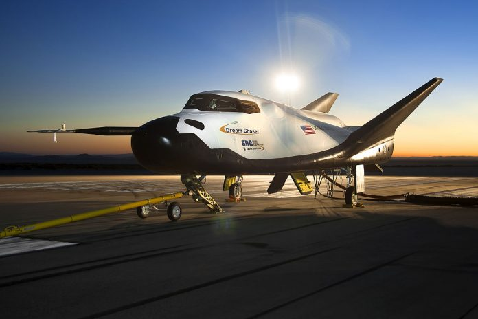 Многоразовый космический корабль Dream Chaser успешно прошел испытания