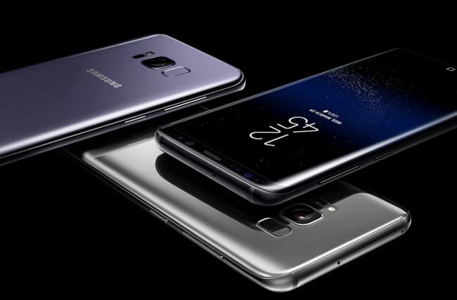 В Samsung Galaxy S9 не будет наэкранного сканера отпечатков, зато он может появиться в Galaxy Note 9