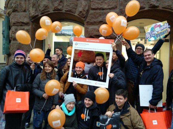 Первый в мире круглосуточный магазин Xiaomi открылся в России