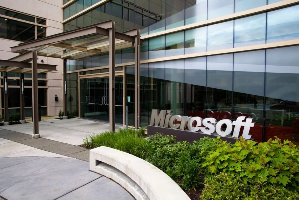 Штаб-Крартира компании Microsoft в Рэдмонде