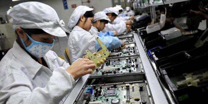 При сборке iPhone X использовался детский труд