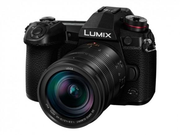 Беззеркальная камера Panasonic Lumix G9 представлена официально