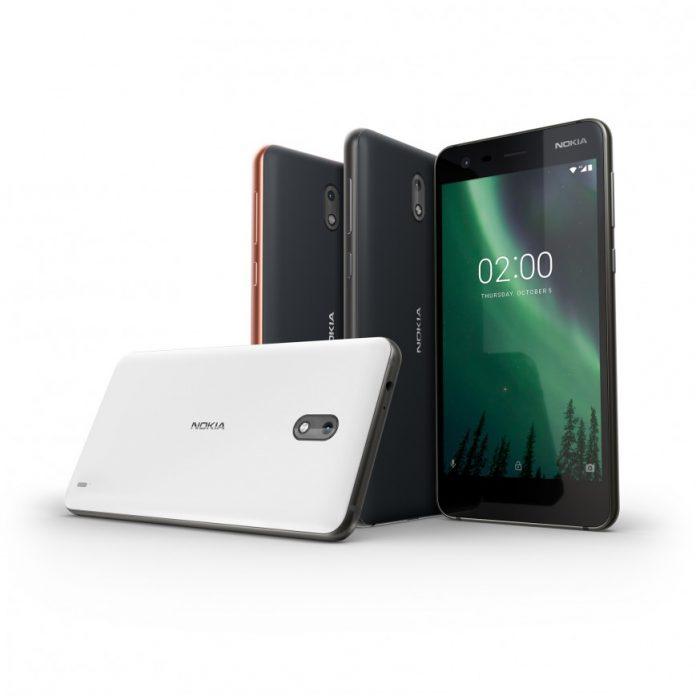 Стартовали российские продажи Nokia 2
