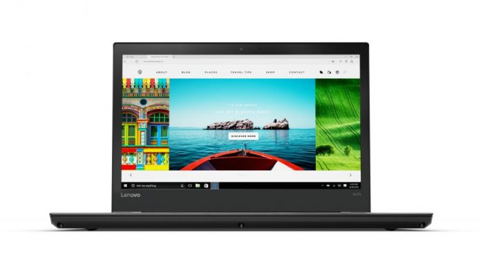 Названа российская цена ноутбука Lenovo ThinkPad A475 с процессором AMD Pro