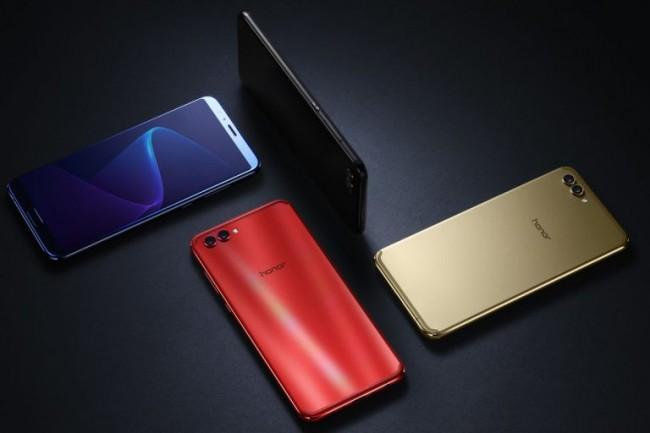 Смартфон Honor V10 засветился вбенчмарке