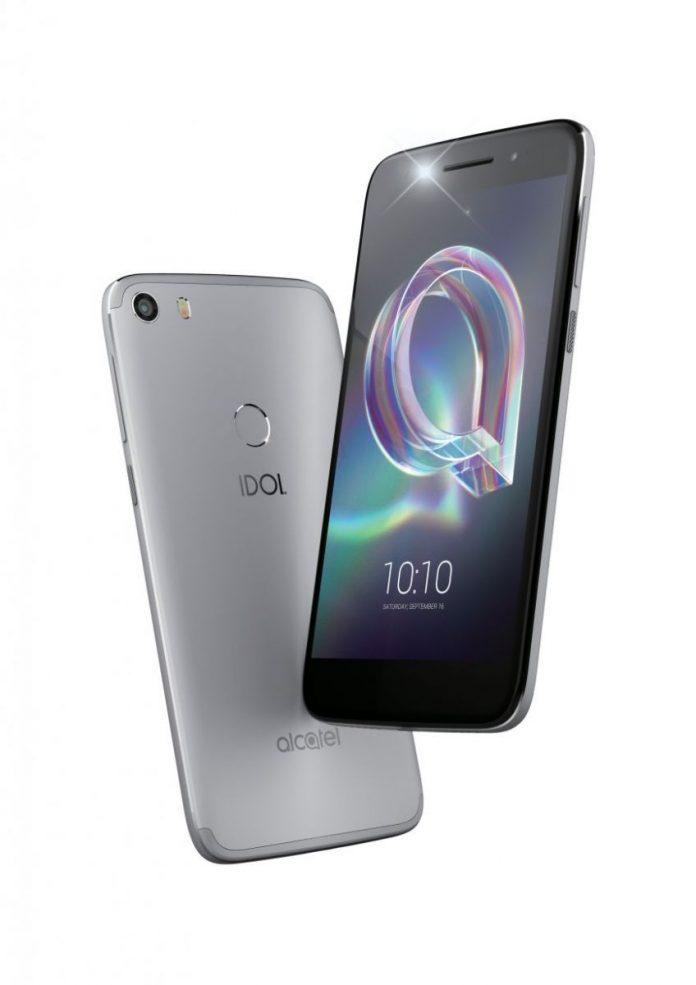 Смартфон Alcatel Idol 5 теперь доступен и в России