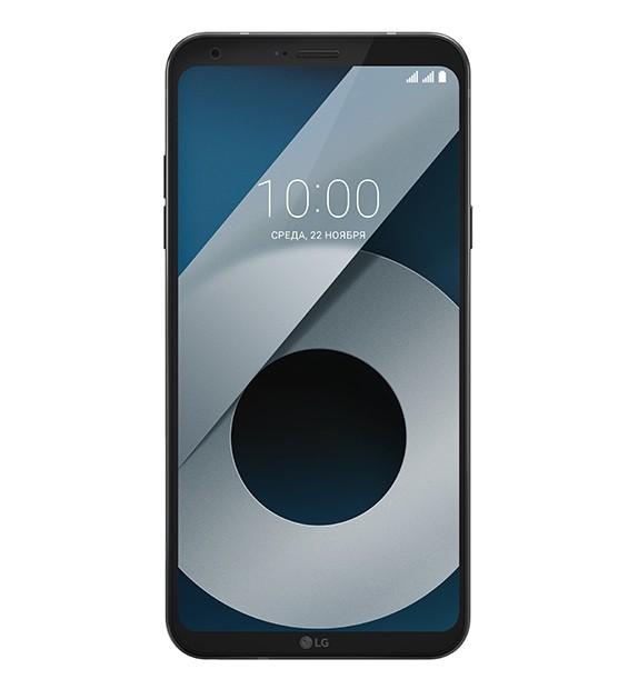 Стартовали российские продажи смартфона LG Q6+