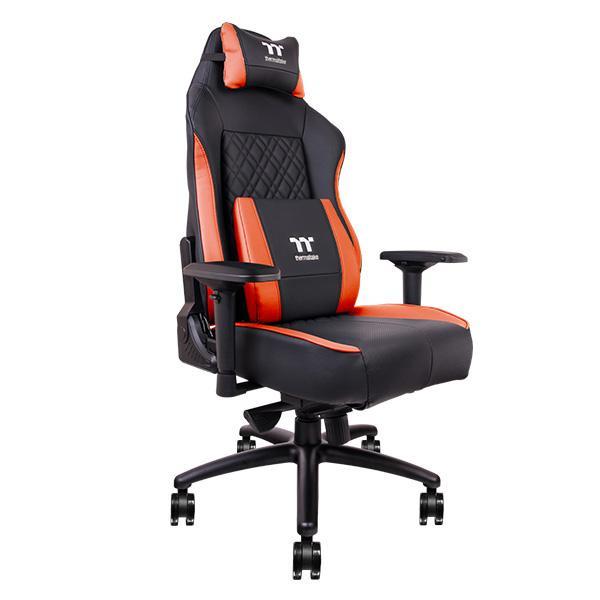 Геймерское кресло Thermaltake X Comfort Air оснащено системой охлаждения