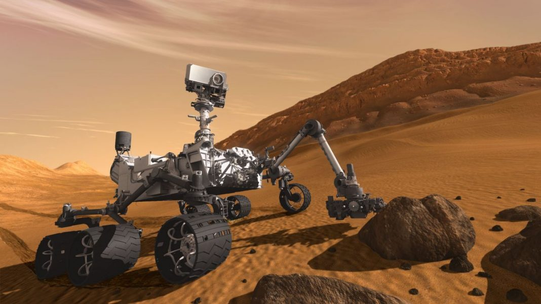 У Curiosity появится друг: новый марсоход NASA