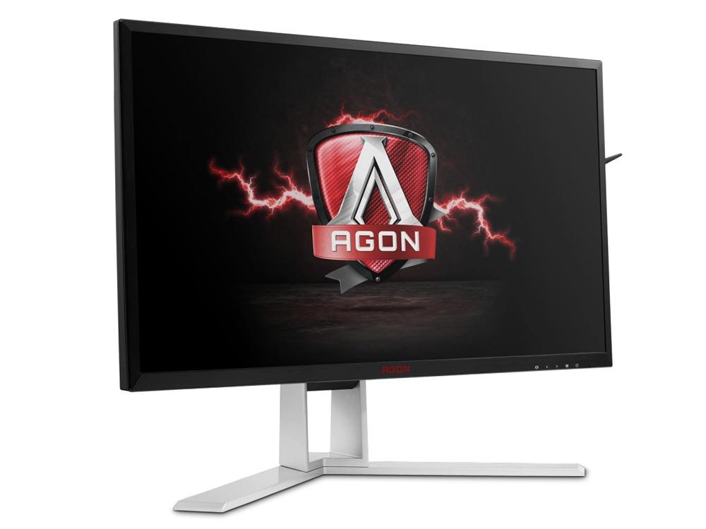 Тест игрового UHD-монитора AOC Agon AG271UG