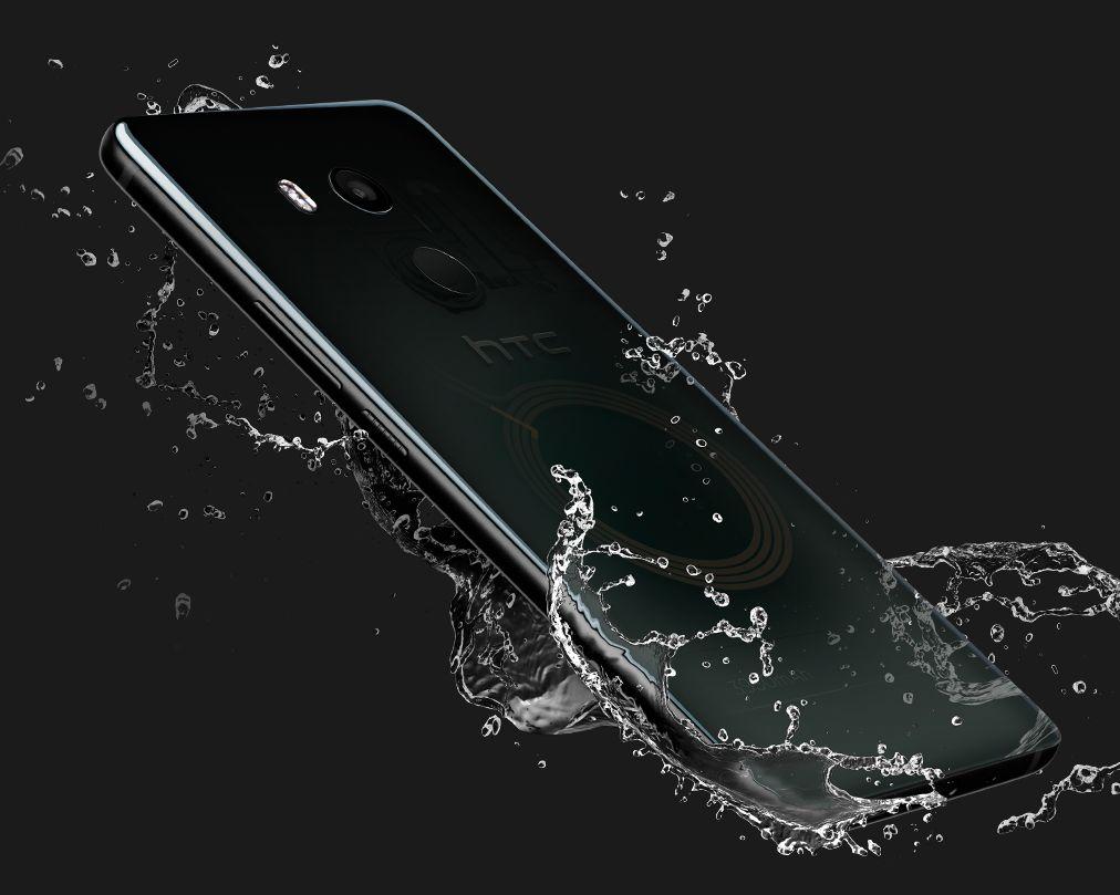 Новые смартфоны от HTC: флагман U11+ и бюджетный U11 Life
