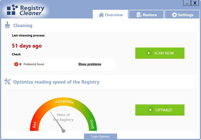 Обзор Abelssoft RegistryCleaner: Уборщик системы со слабостями