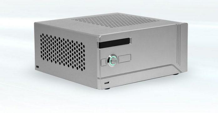 Внешняя видеокарта KFA2 SNPR оказалась на удивление компактной