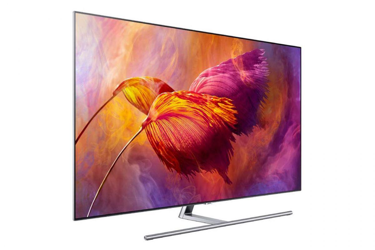 Тест UHD-телевизора Samsung QE55Q8F: QLED-экран с высоким качеством изображения
