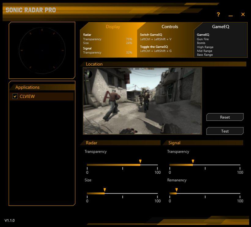 ASUS Sonic Radar: как в игре обнаружить врага по шуму