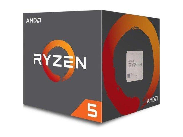 Мини-тест процессора AMD Ryzen 5 1400