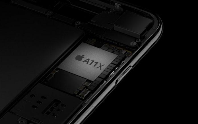 Новый мобильный процессор Apple A11X станет восьмиядерным