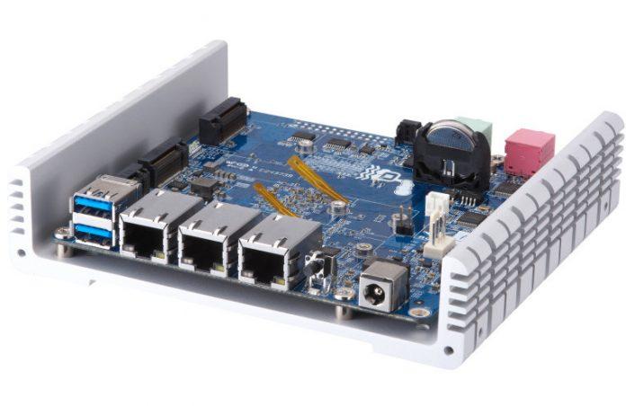 QNAP представила одноплатный мини-сервер для интернета вещей