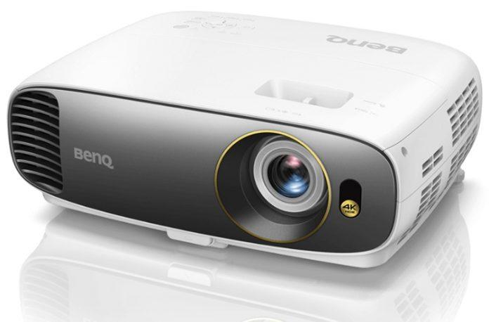 Домашний 4K-проектор BenQ CineHome W1700 поддерживает HDR
