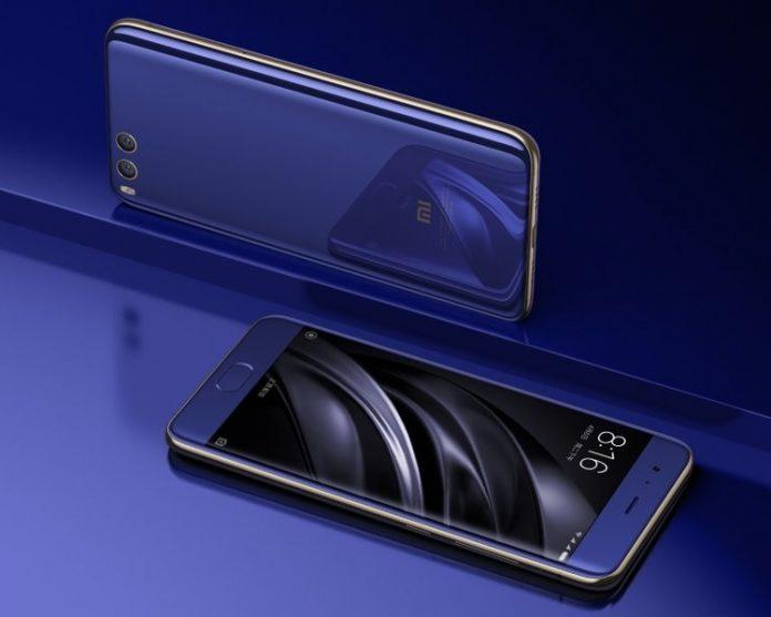 Xiaomi Mi 6 подешевел до 23 900 рублей