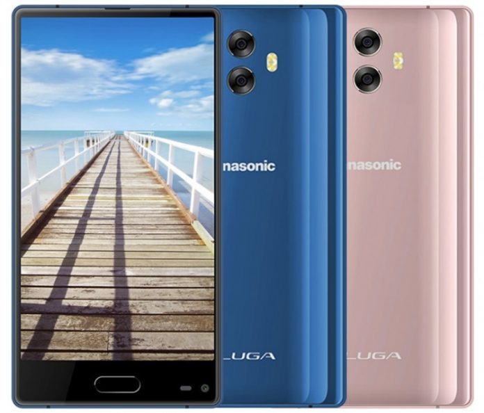 Panasonic представила безрамочный с трех сторон смартфон Eluga C