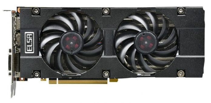Видеокарта ELSA GeForce GTX 1080 8GB S.A.C R2 получила 8 Гб памяти GDDR5X