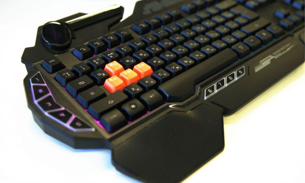 Тест и обзор игровой клавиатуры Bloody B314