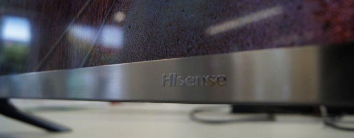 Тест и обзор телевизора Hisense H45N5755