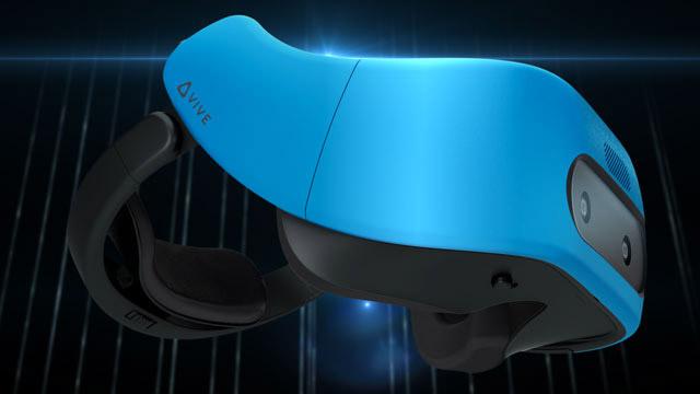 HTC представила гарнитуру виртуальной реальности Vive Focus