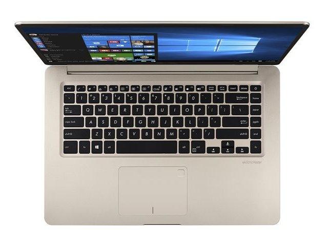 Тест и обзор ноутбука Asus Vivobook S15 S510UA-BQ156T