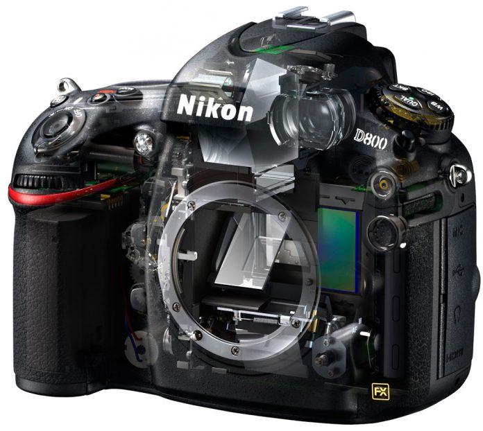Тестируем и сравниваем зеркальные камеры Nikon системы D
