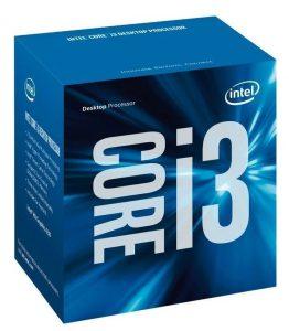 Тест процессора Intel Core i3 7100